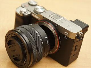 ミラーレス一眼カメラ『α7C』本体ソフトウェアアップデート『Ver. 1.01』のお知らせ