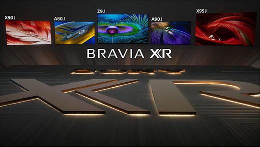 米ソニーからブラビア2021年モデル『BRAVIA XR』が発表