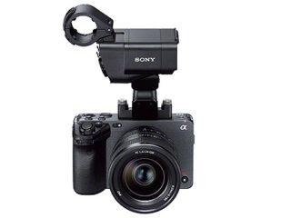プロフェッショナルカメラ Cinema Lineシリーズ最小最軽量カメラ『FX3』発売