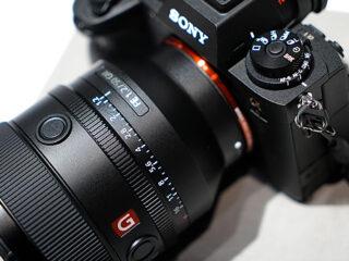 """""""α""""レンズ『SEL50F12GM』本体ソフトウェアアップデート Ver.02のお知らせ"""