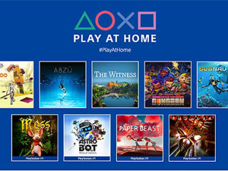 Play At Homeにてインディーズタイトル『ABZÛ』や『Subnautica』など期間限定無料配信!さらに4月20日より『Horizon Zero Dawn』配信開始!