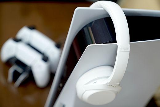 """【レビュー】PS5の""""Tempest"""" 3Dオーディオで使う『WH-1000XM4』サイレントホワイト実機レポート"""
