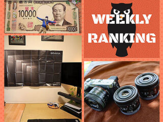【ランキング】注目度UP!5/6~5/14までの1週間で人気を集めた記事TOP7