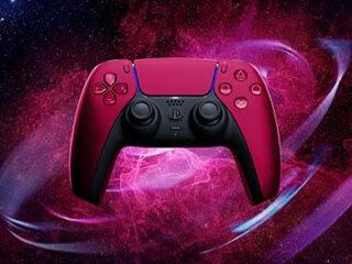 PS5コントローラー『コズミック レッド』がソニーストアに再入荷【完売しました】