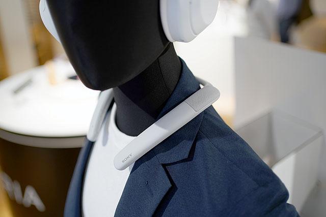 ワイヤレスネックバンドスピーカー「SRS-NB10」 発売開始ならびに受注再開と 一部のお客様への製品無償交換のお知らせ