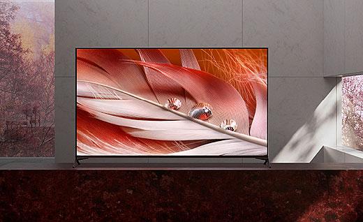 【プライスダウン】新開発プロセッサー『XR』搭載のプレミアム4Kテレビ『X90Jシリーズ』75型、65型が2万円の値下がりへ!